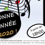 Voeux 2020 des Centres Sociaux de La Mulatière